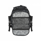 Planet Eclipse Gravel Pack Rucksack, Zombie Stretch weiss Bild 2