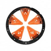 Virtue Crown SF Rotor Spring Finger, orange Bild 1